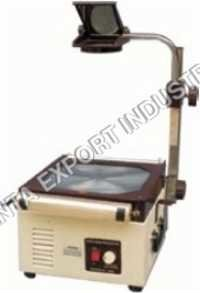 Compact Folding Overhead Projector
