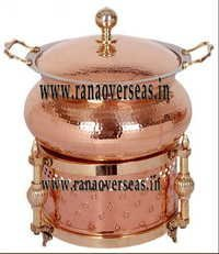 Copper Metal Chafing Dish