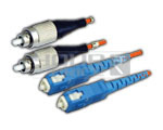 FC/PC - SC/PC Patch Cord, Single Mode, Duplex, Length 5 Meters
