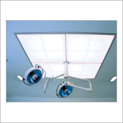 Light Integrated Ceiling Mounted Planair Systems