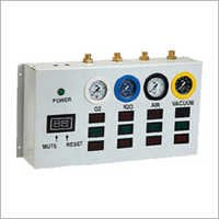 Medical Gas Central Alarm Panel