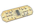 LC/PC - FC/PC Patch Cord, Single Mode, Duplex, Length 3 Meters