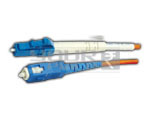 LC/PC - SC/PC Patch Cord, Single Mode, Simplex, Length 5 Meters