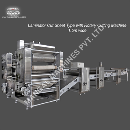 Dough Laminating Machine