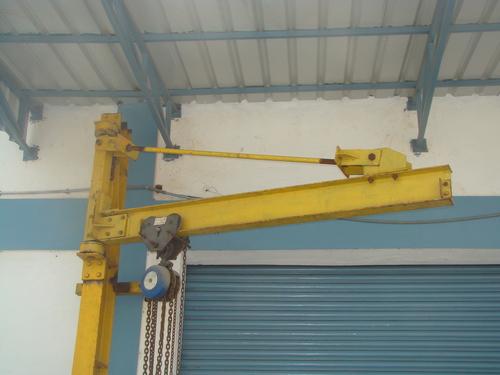 Medium Duty Jib Cranes