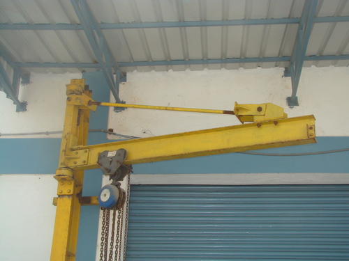 Medium Duty Jib Cranes