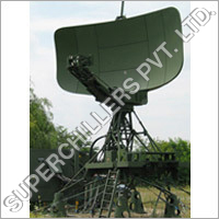 Radar Air Cooling System