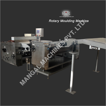 Rotary Biscuit Moulding Machines