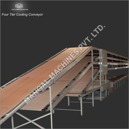 Biscuit Cooling Conveyors