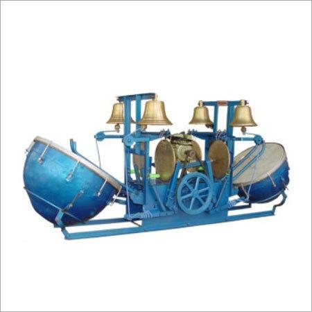 Double Nagada Aarti Machine