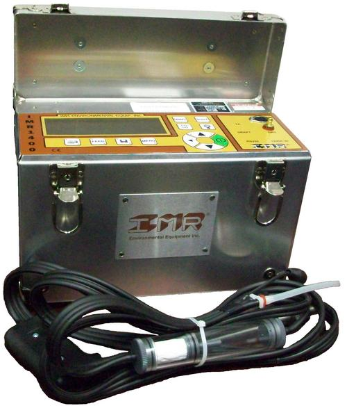COMPACT FLUE GAS ANALYSER