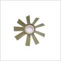 Metallic Radiator Fan Blades