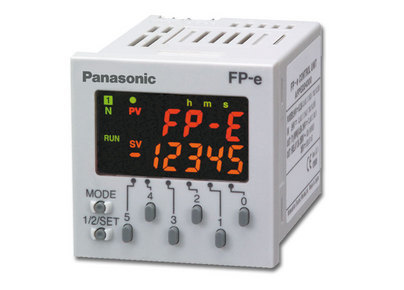 Panel Mounted PLC, FP-e