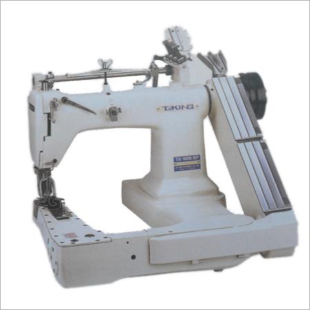Arm Double Chainstitch Machine