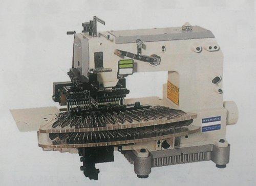 Shirt Pin Tucking Stitch Machine