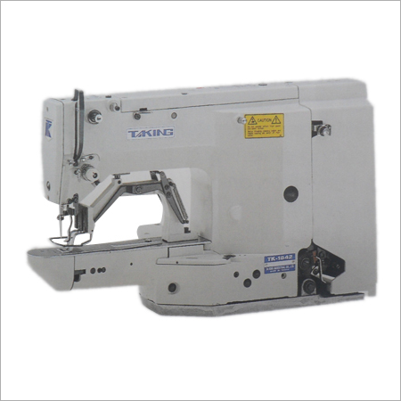 Lockstitch Bar Tacking Machine