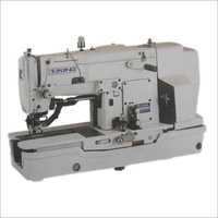 Lockstitch Straight Button Hole Sewing Machine