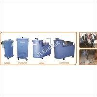 Single Phase Dry Vacuum Cleaner