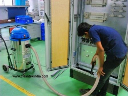 Powder Cleaning Vacuum Cleaner