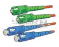 SC/APC-SC/PC Patch Cord, Multi Mode, Duplex Length 5 Meters