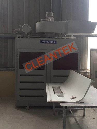 Sanding Booth Cartridge Dust Collectors