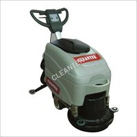 Factory Floor Cleaning Machine