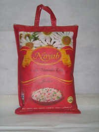 Sella Basmati Rice Bags