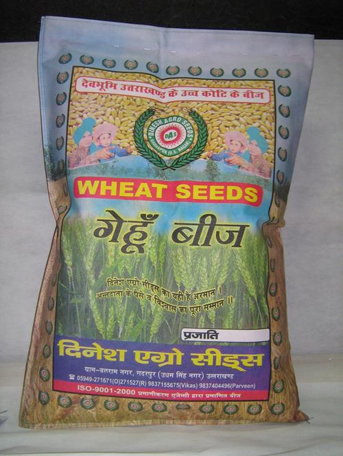 Wheat Seeds Bags