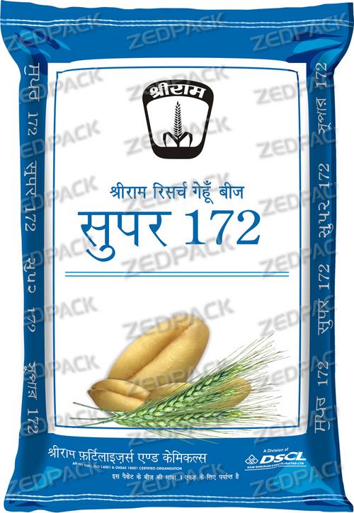 Laminated Seed Bag