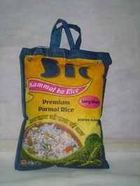 Rice Bag With Handle