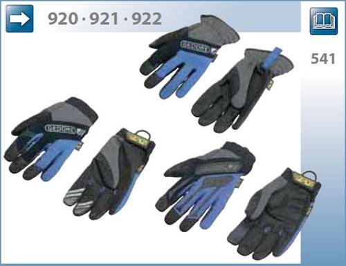 Gedore Work Gloves Fastfit, Work Gloves  Original, Work Gloves M- Pact.