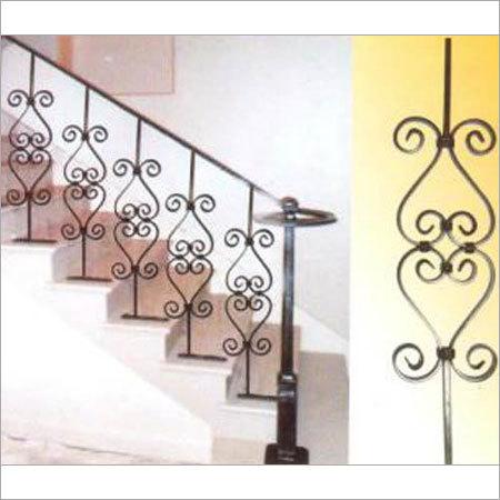 Wood Stair Rails
