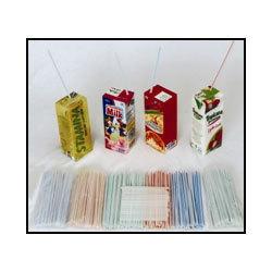 Tetra Pack Straws