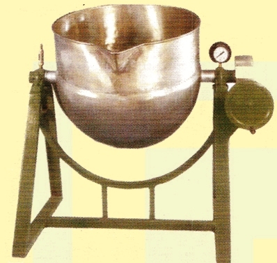 Jacketed Cooking Pan