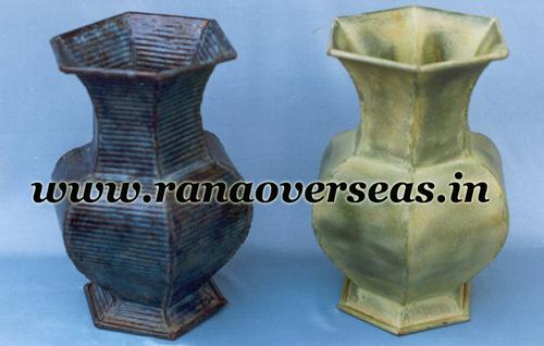 Iron Metal Flower Vase