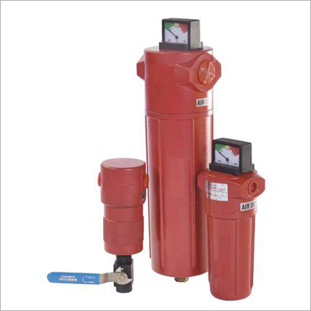 Compressed Gas Filter