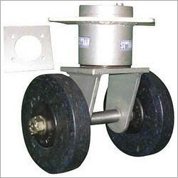 Double Taper Roller Caster Wheel
