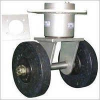 Double Taper Roller Caster Wheel