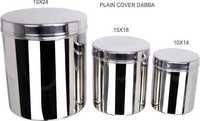 Plain Cover Dabba