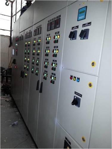 PLC & Drive Based Panel