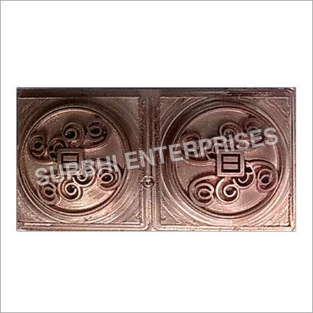 Engraved Button Dies Punches