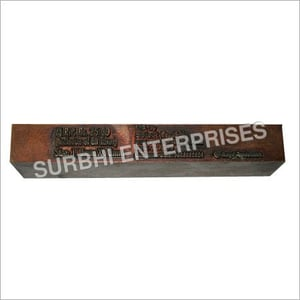 Embossed Stamp Plate Die Punches