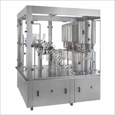 Automtic Bottle Rinsing Filling machine