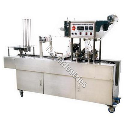 Automatic Cup Glass Filling Machine