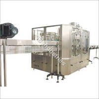 Automatic Rotary Gravity Capping Machine