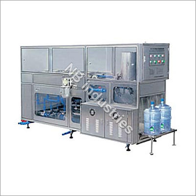 Automatic Water Jar Filing Machine