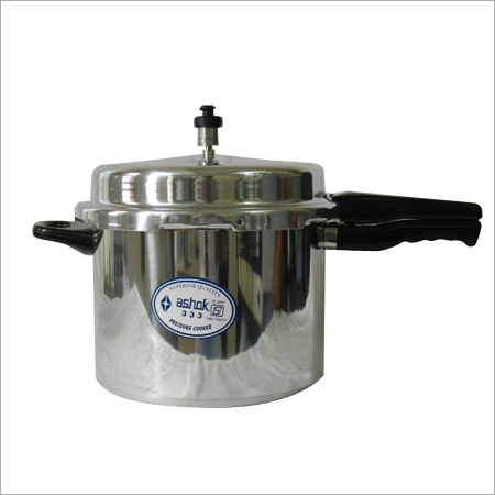 10 Litre Aluminium Pressure Cooker