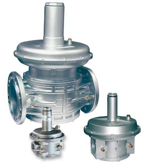 Gas Pressure Regulators and Filter Regulators