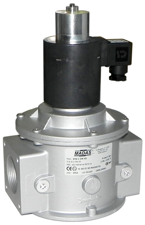 SLOW OPENING NORMALLY CLOSED  SOLENOID VALVES