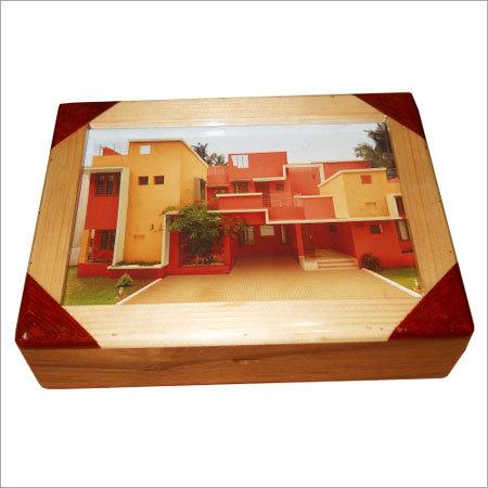 MDF Chocolate Gift Box